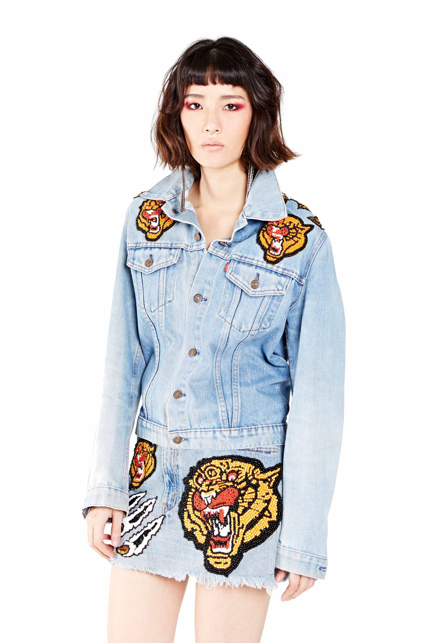 RAWR!! Denim Jacket Ver. 2