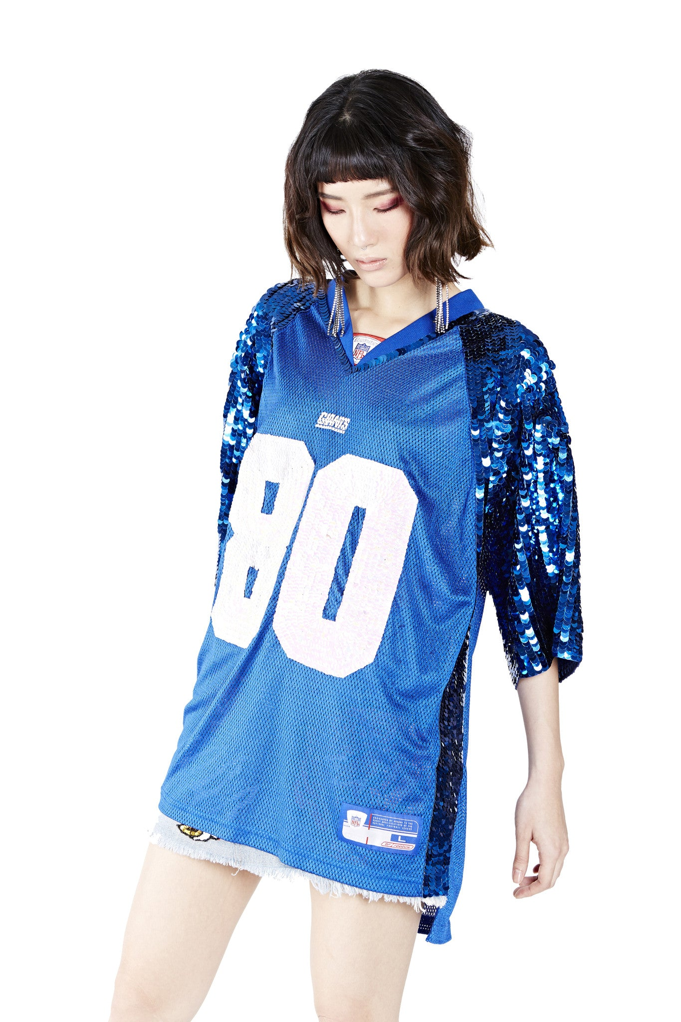 New York Giants '80' Football Jersey