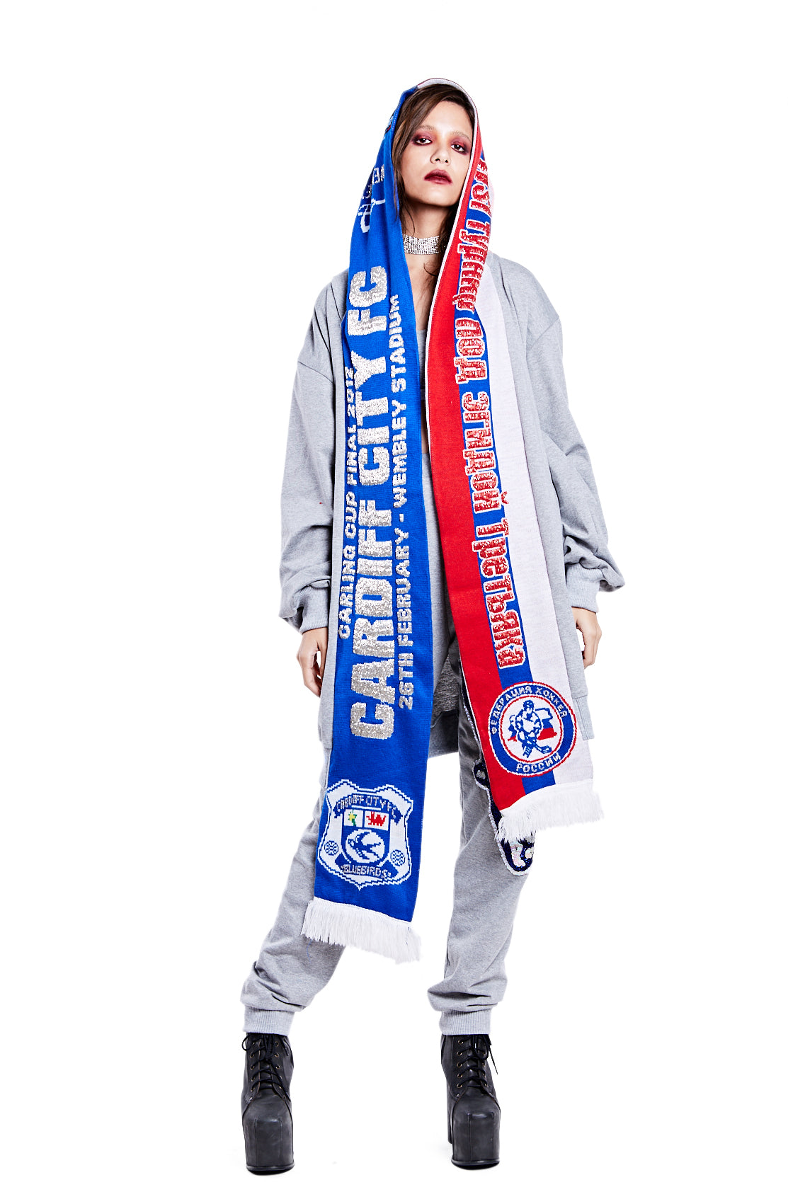 Sports Cardigan - Cardiff City FC