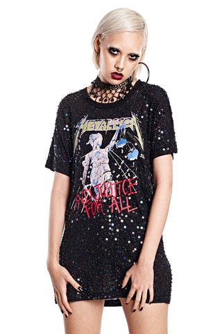 Rolling Stones Tongue Tee - Black