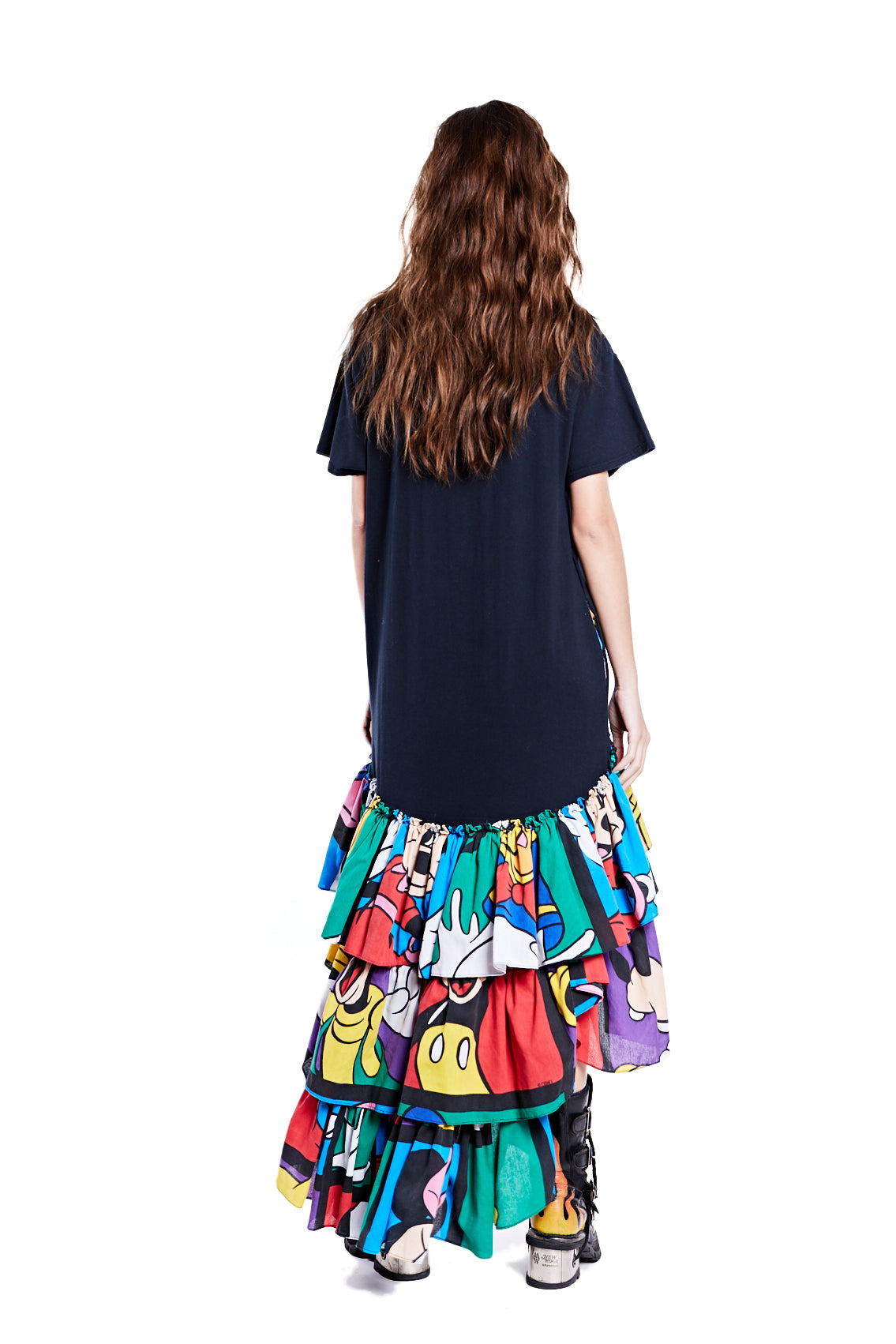 Mickey Dress - Multi-color