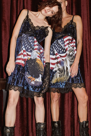 Fly Eagle Dress #12