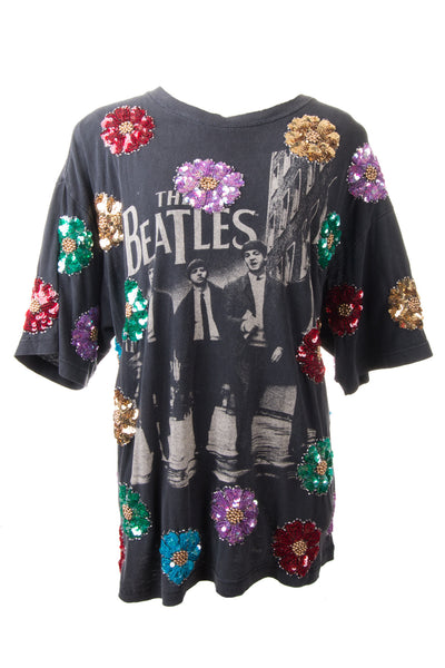 Flower Power Tour Tee - Beatles