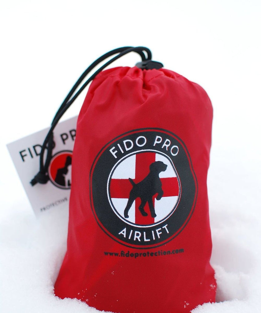 The Airlift by Fido Pro Emergency Dog Rescue Sling Europe