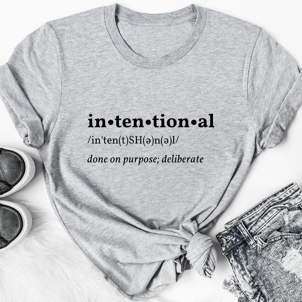 Intentional Defined T-Shirt