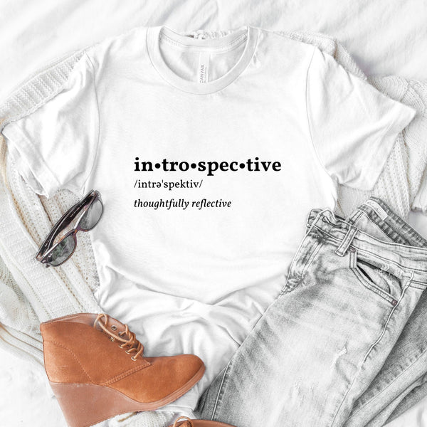 Introspective Defined T-Shirt