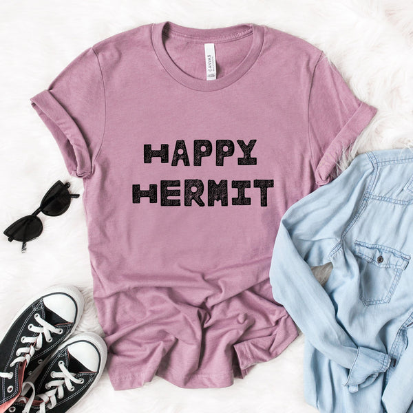 Happy Hermit T-Shirt