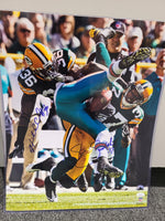Sam Shields Nick Collins Green Bay Packers Dual Signed Autographed 16x20 Photo JSA