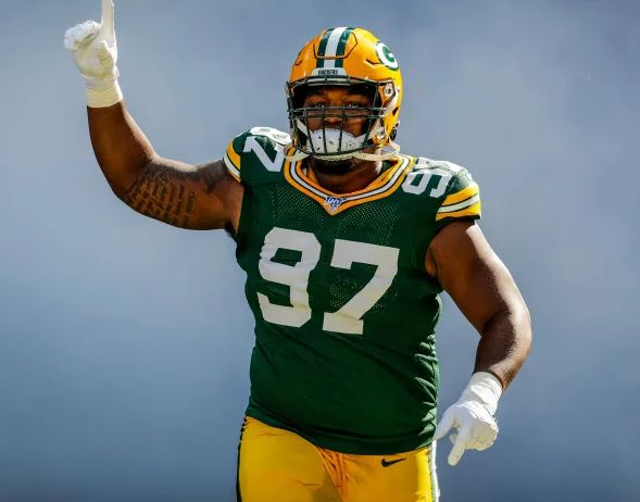Kenny Clark Private Signing Sep 22nd 2020