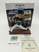 Josh Hader Brewers Signed Autographed Brewers Check Deck Bobblehead LE of 42