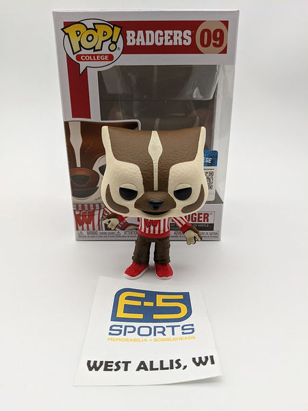Bucky Badger Mascot Funko Pop