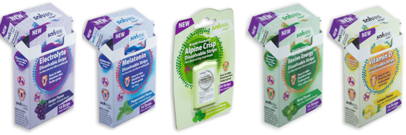 Press Release: Solves Strips® launches dissolvable strip donation campaign for healthcare workers nationwide