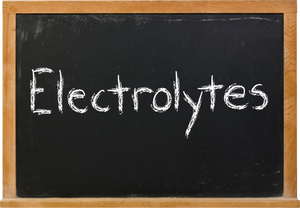 So, what the heck are Electrolytes?