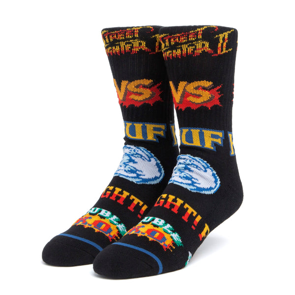Huf - Street Fighter Graphic Sock