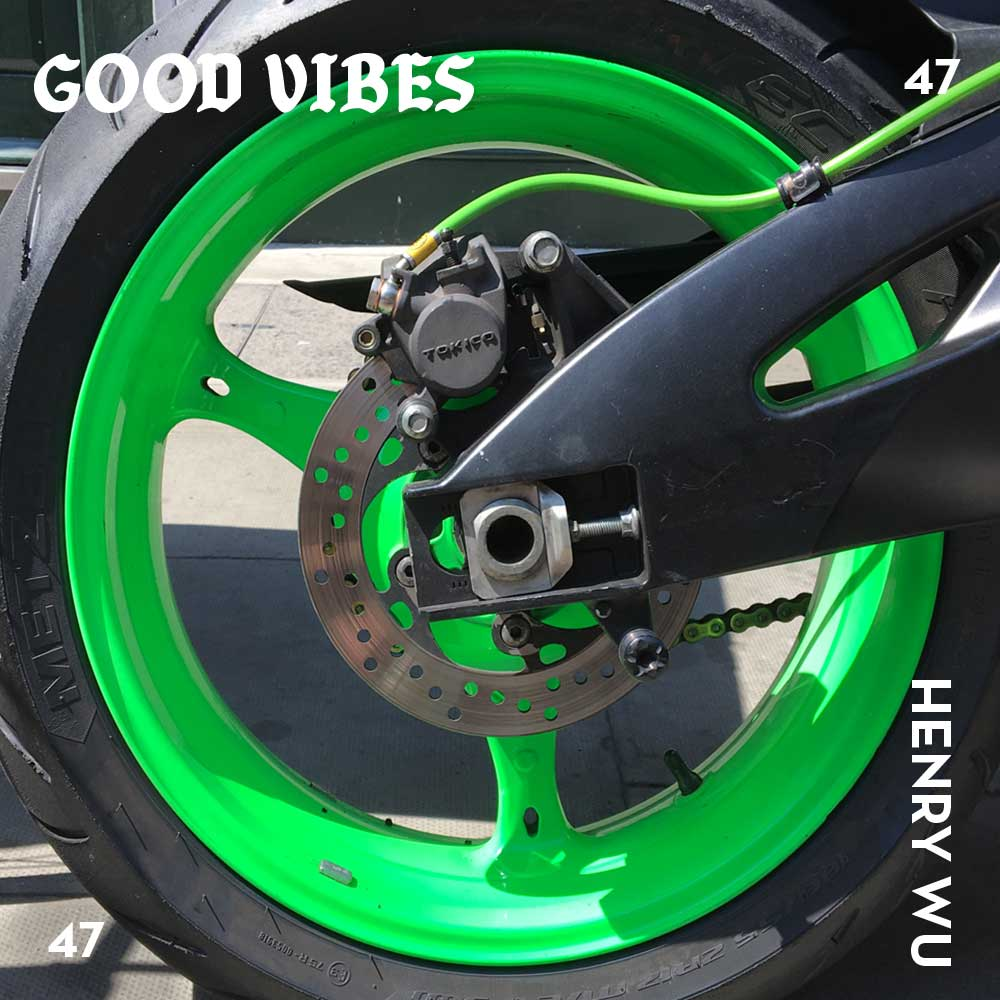 Good Vibes 47 - Mixed by Henry Wu