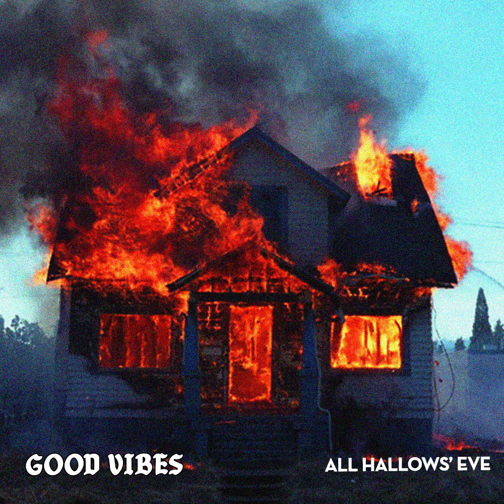 Good Vibes - All Hallows' Eve Mixed by Nic Tasker