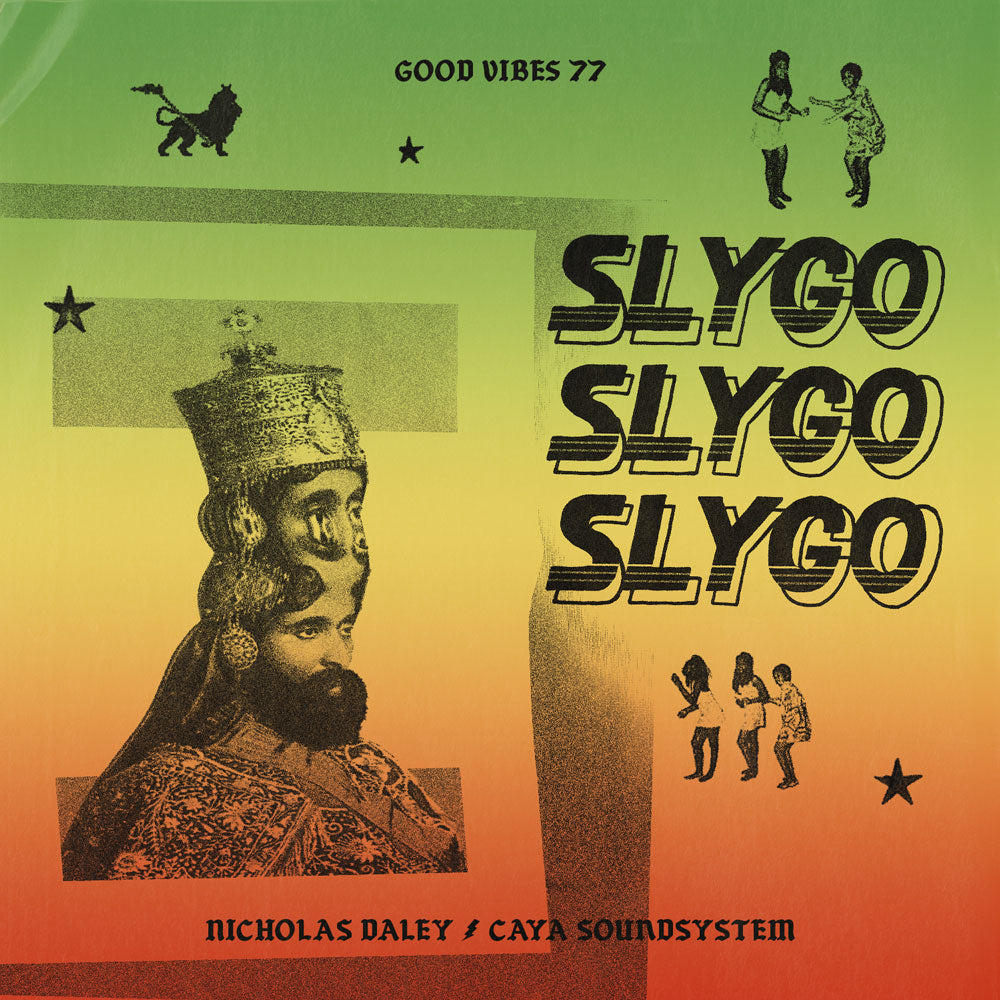 Good Vibes 77 - Mixed by Nicholas Daley x Caya Soundsystem