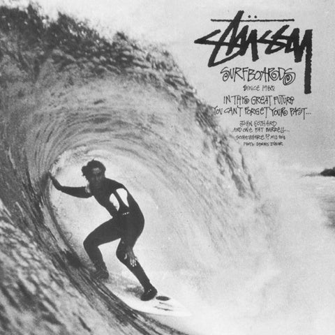 Brand Focus - The Stussy History