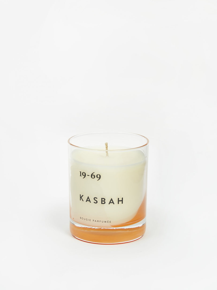 19-69 19-69 Kasbah Candle - 200ml - Orange