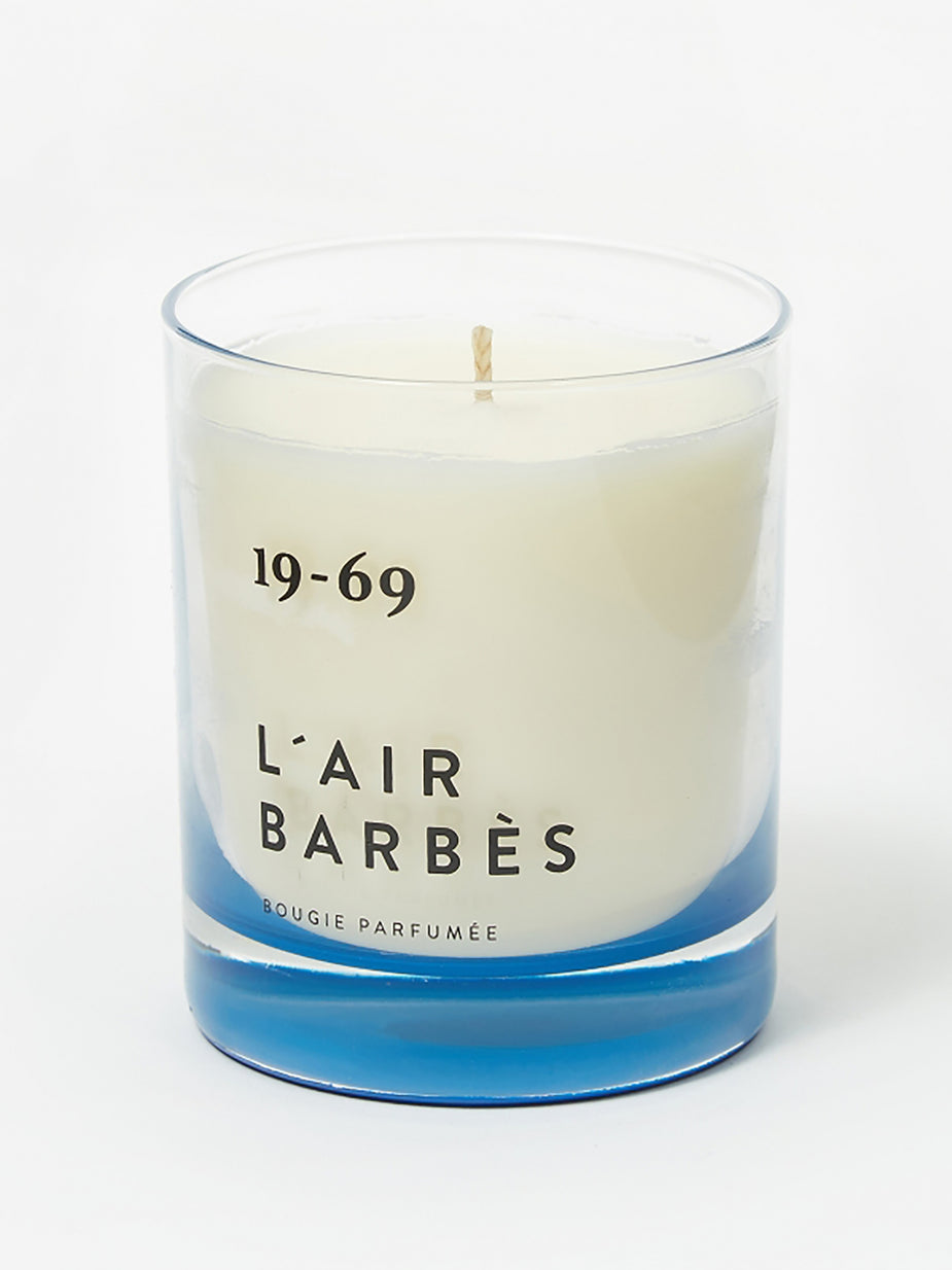 19-69 19-69 L'Air Barbes Candle - 200ml - Blue