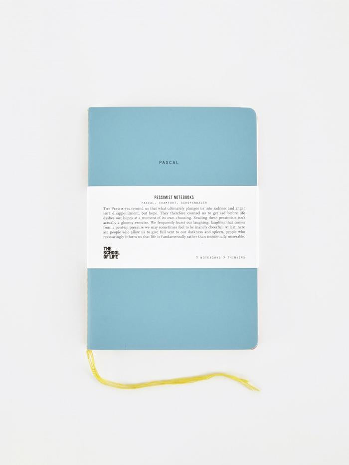 The School of Life The School of Life School of Thought Notebooks - The Pessimists - Other