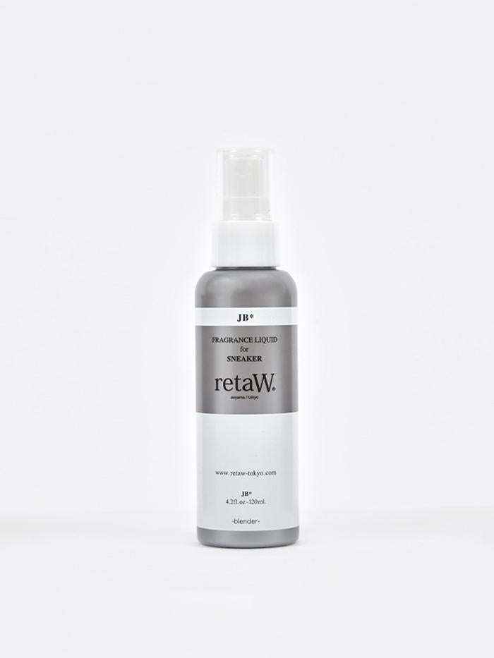 retaW retaW Fragrance Sneaker Spray - White