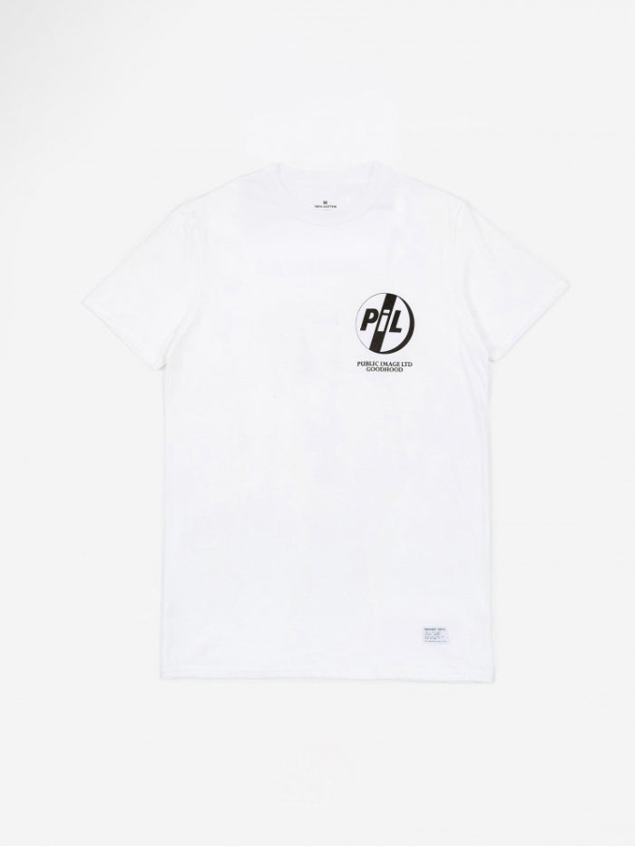 Goods By Goodhood Goodhood x Public Image Ltd This Band T-Shirt - White - White