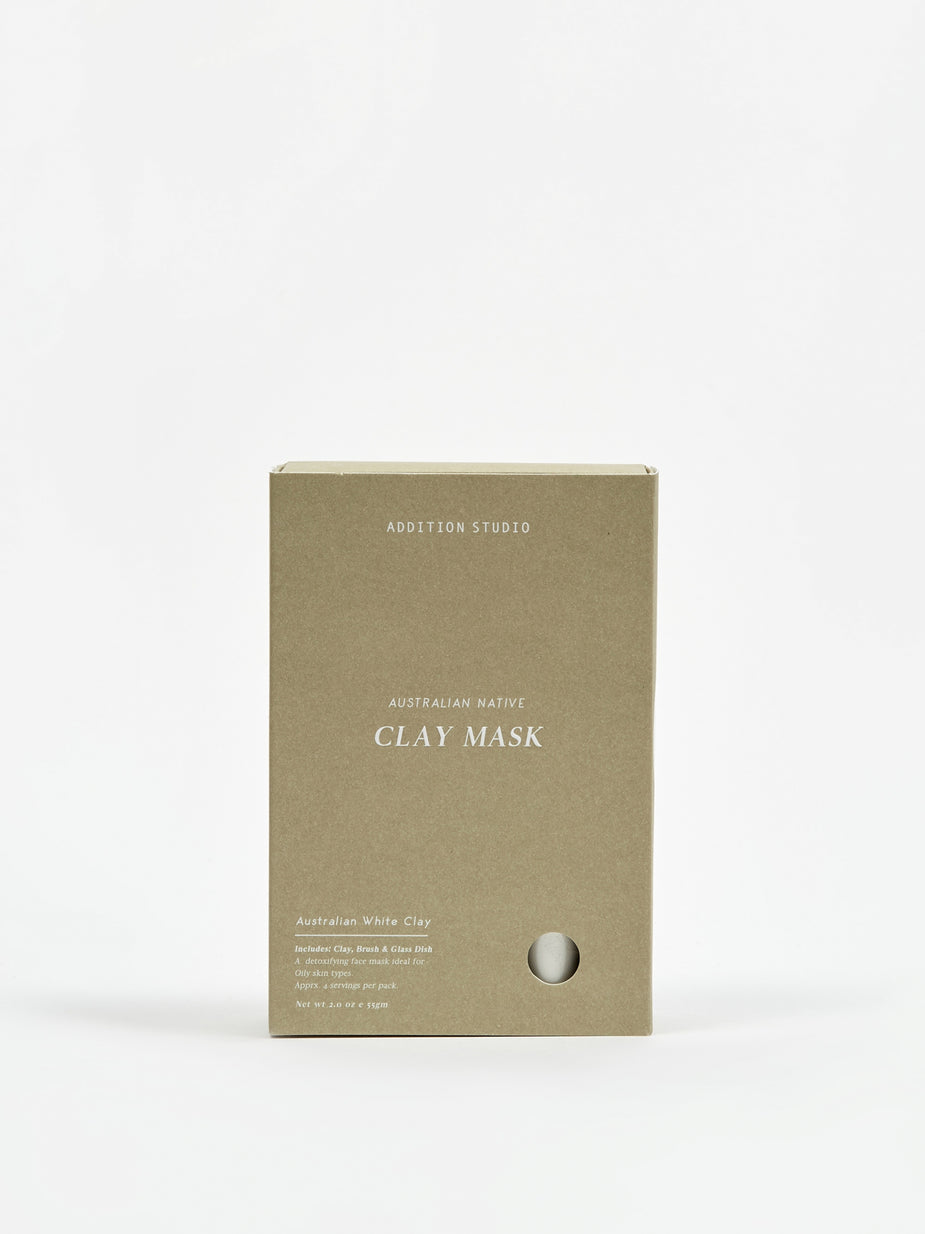 Addition Studio Addition Studio Clay Mask Set