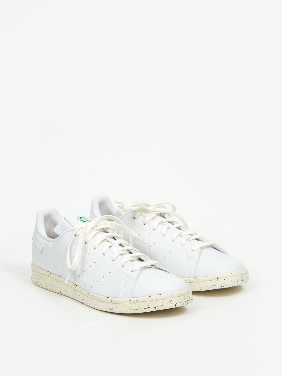 Adidas Adidas Stan Smith - Future White/Off White/Green - White