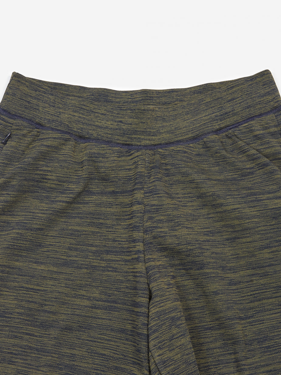 Adidas Adidas x Universal Works Shorts - Legend Ink/Olive Cargo - Green