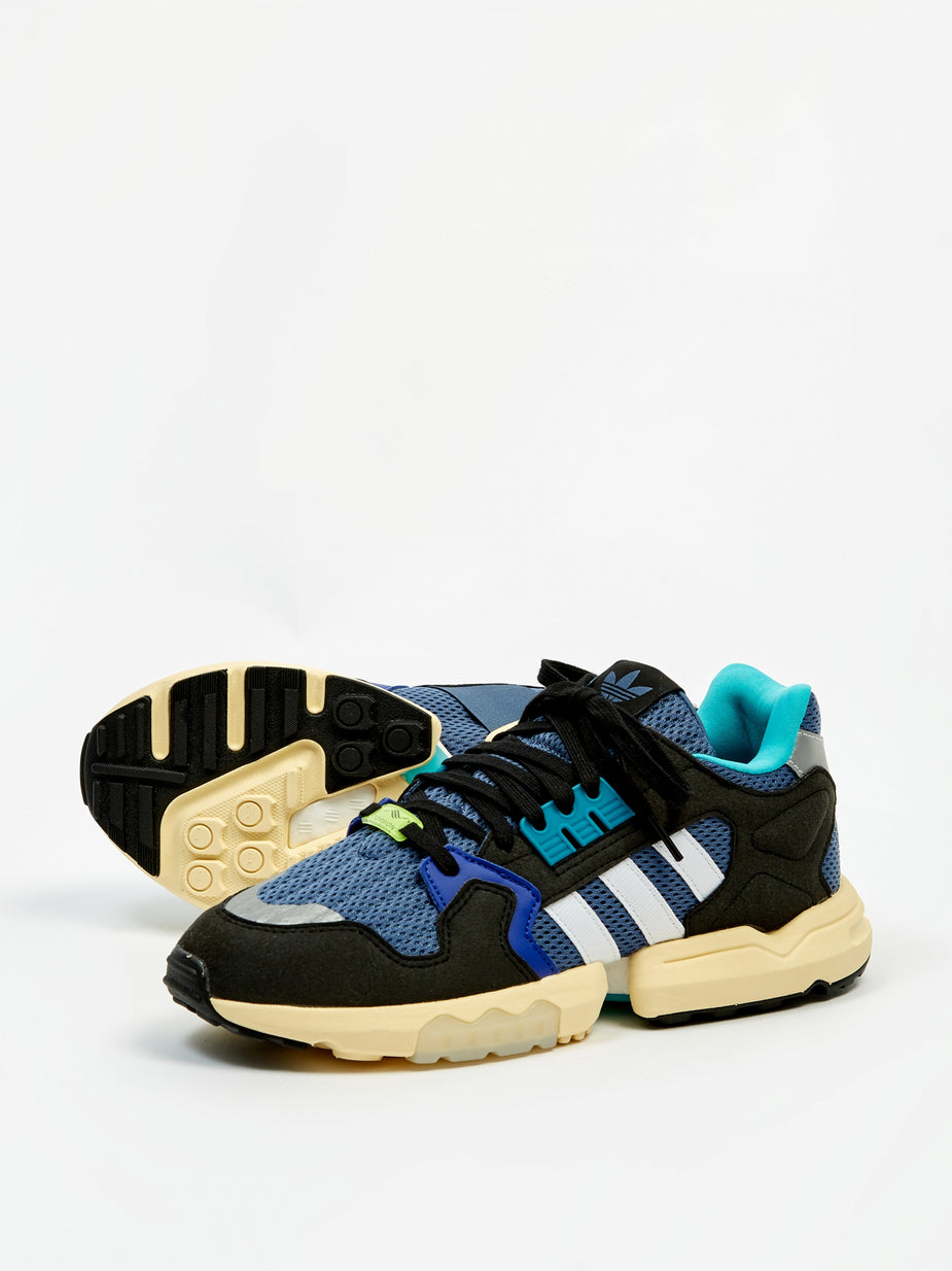 Adidas Adidas ZX Torsion - Ink/Black/White - Black