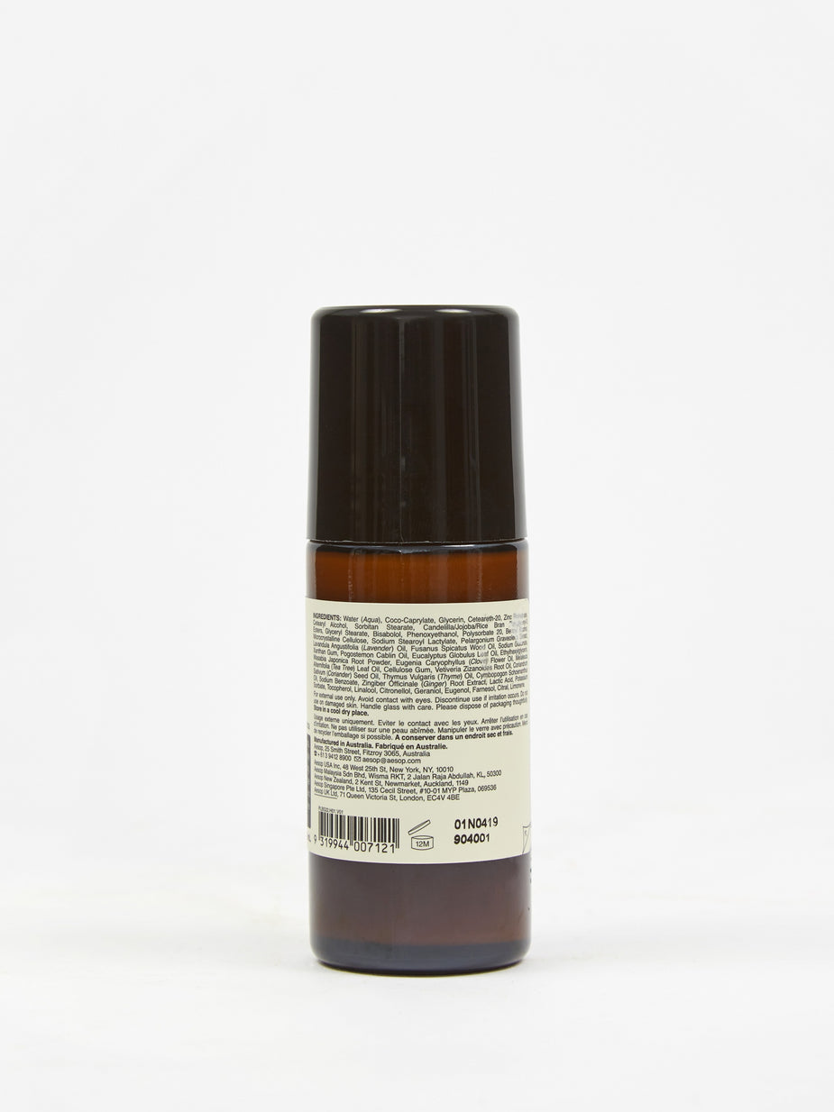 Aesop Aesop Deodorant Roll-On - 50ml - Brown