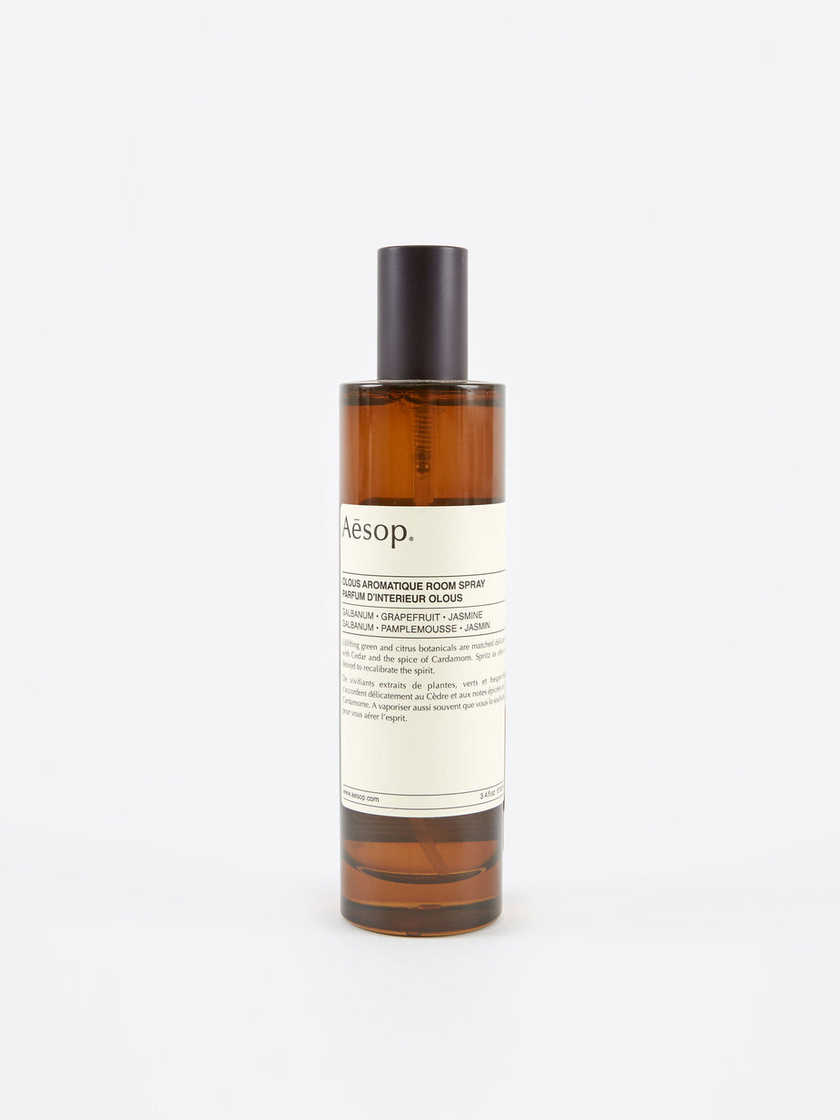 Aesop Aesop Olous Aromatique Room Spray - 100ml - Brown