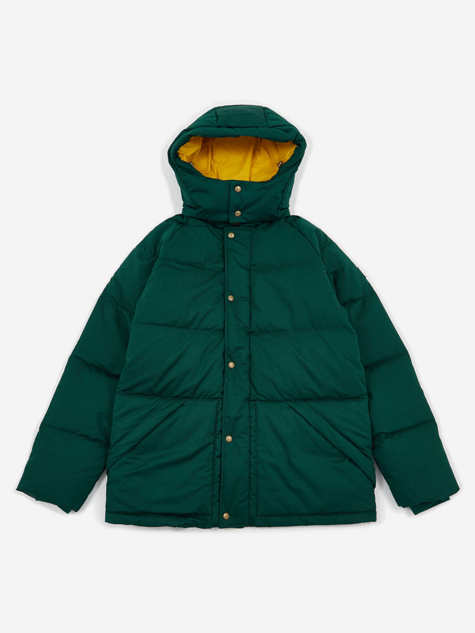 Aime Leon Dore Aime Leon Dore Woolrich Down Hooded Coat - Botanical Green - Green