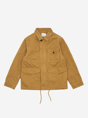 Albam GD Twill Foundry Jacket - Tobacco