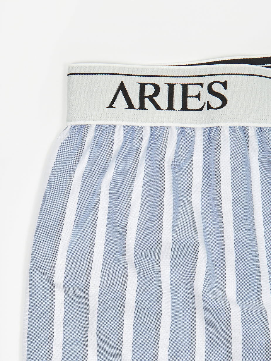 Aries Aries Boxer Shorts - Wide Stripe