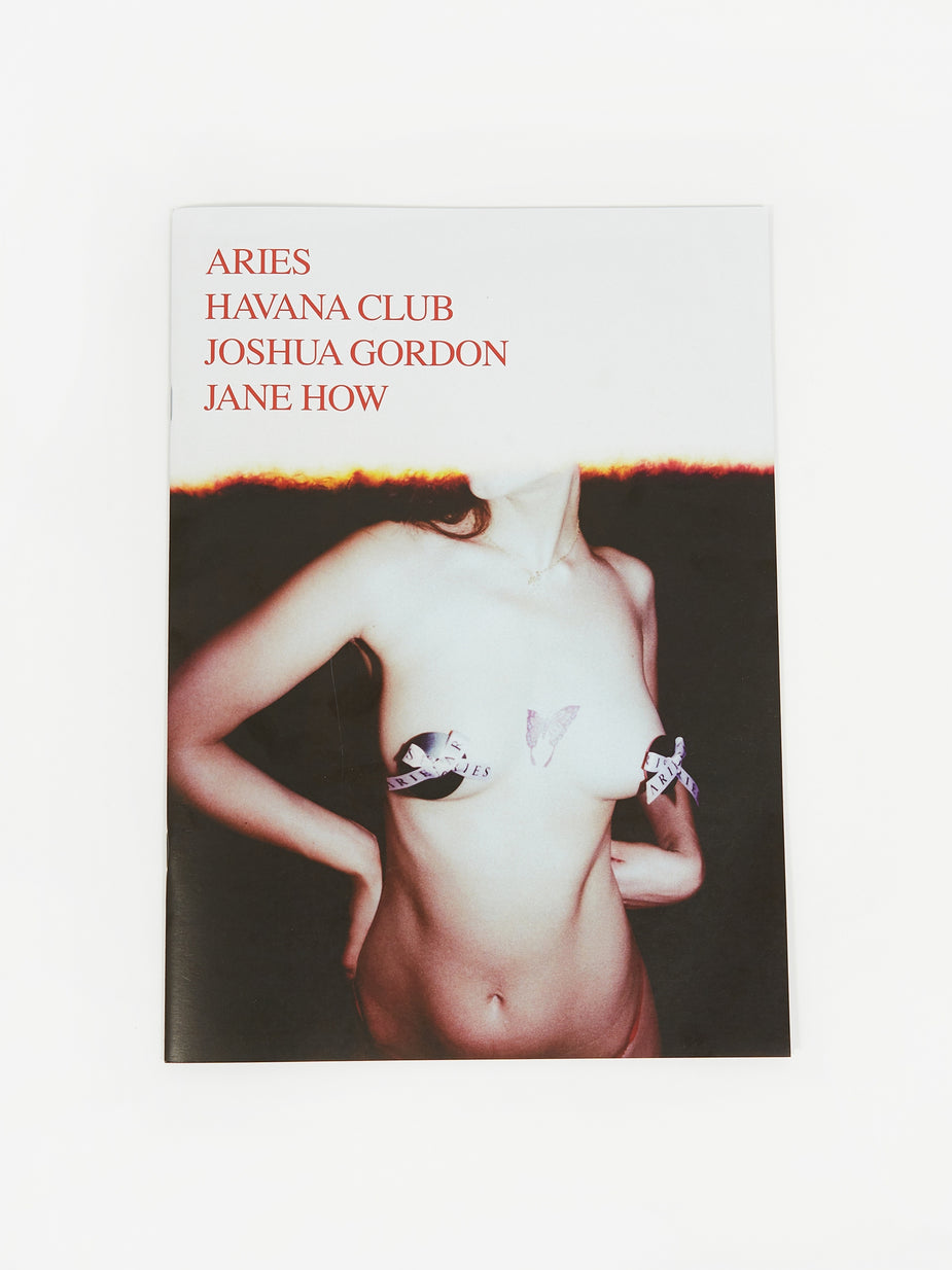 Aries Aries Butterfly Book