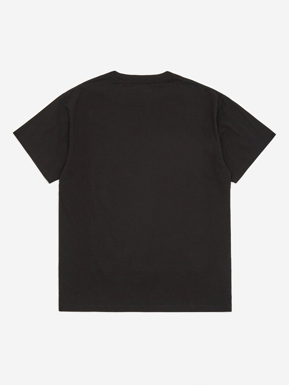 Aries Aries x Goodhood No Problemo Shortsleeve T-Shirt - Black - Black