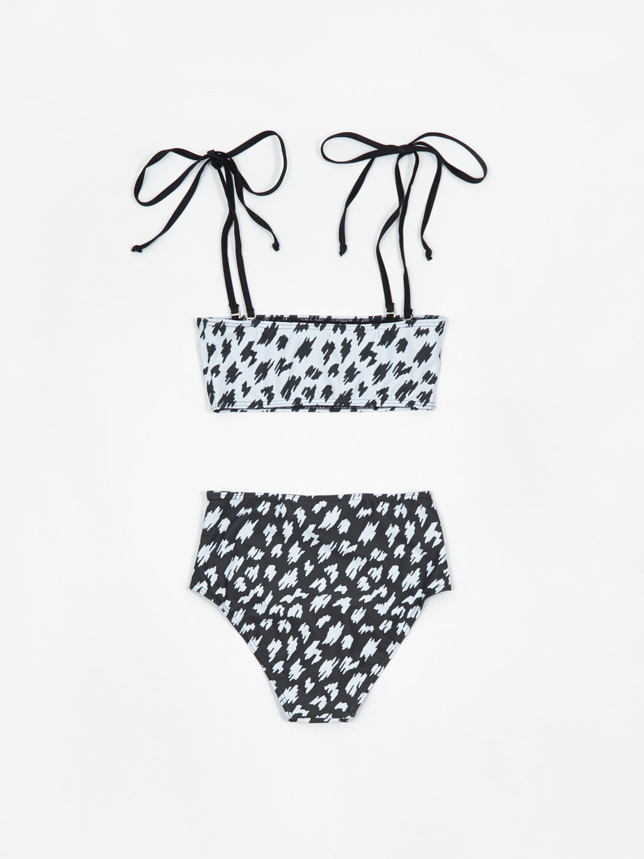 Ashley Williams Ashley Williams Rose Bikini - Mixed Scribble - Other