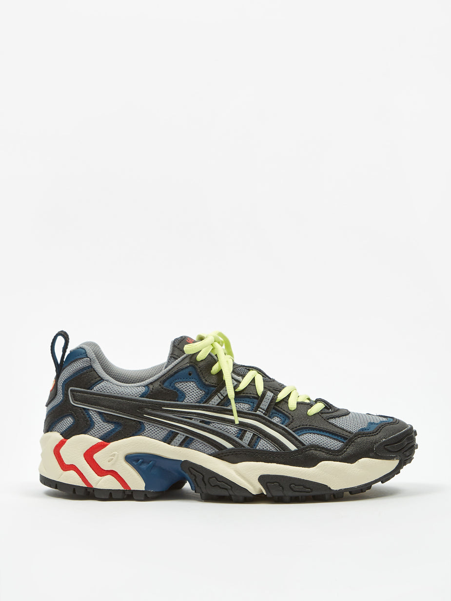 Asics Asics Gel Nandi - Sheet Rock/Black - Black