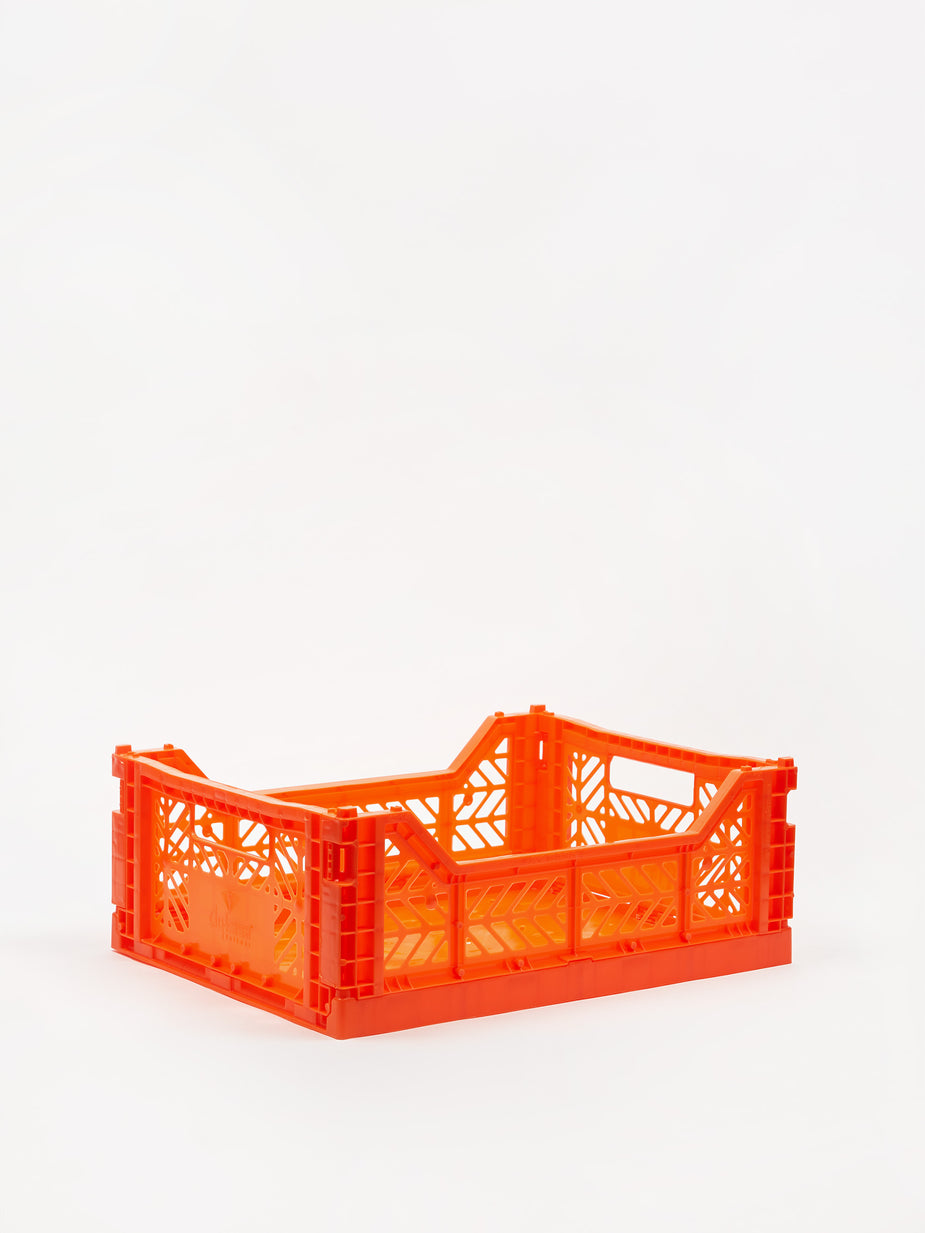 Aykasa Aykasa Midi Crate - Orange - Orange