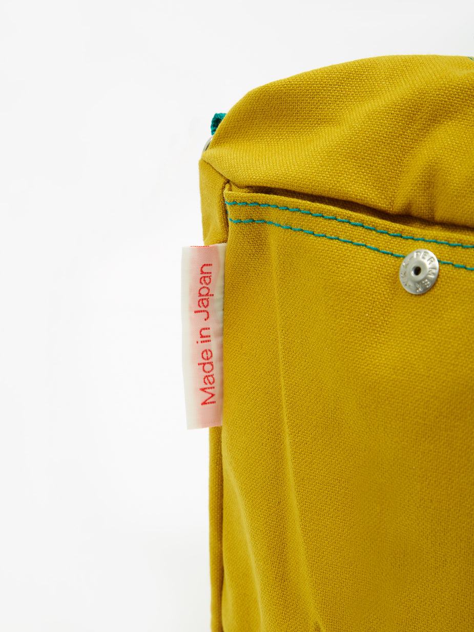 Bag 'n' Noun Bag 'N' Noun Pochette Bag - Mustard - Yellow