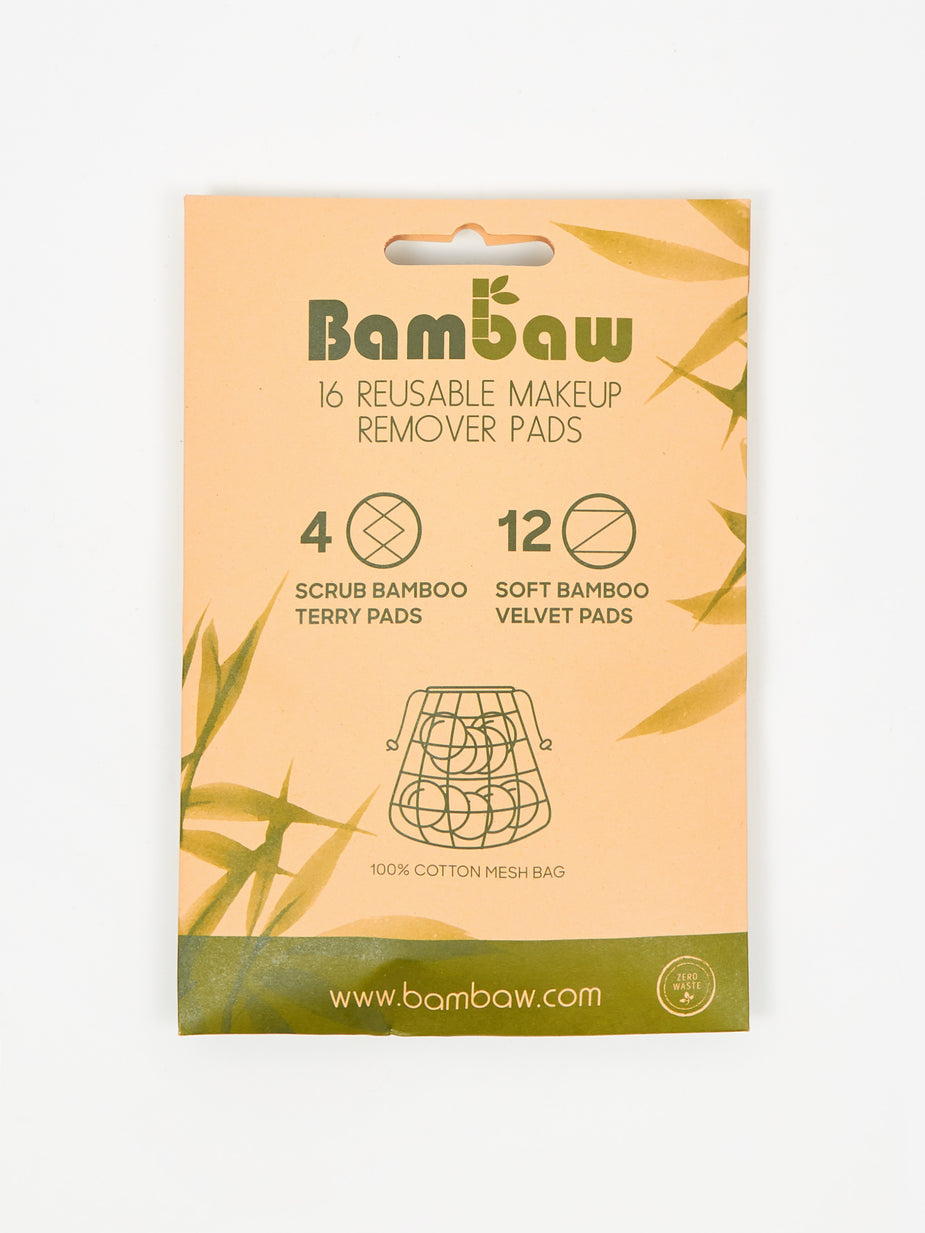 Bambaw Bambaw Reusable Make Up Pads - Other