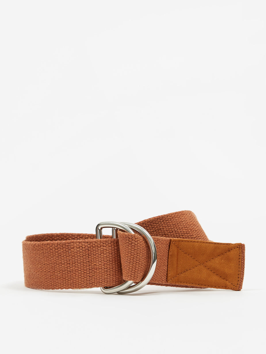 Barena Barena Cinta Belt - Tobacco - Brown