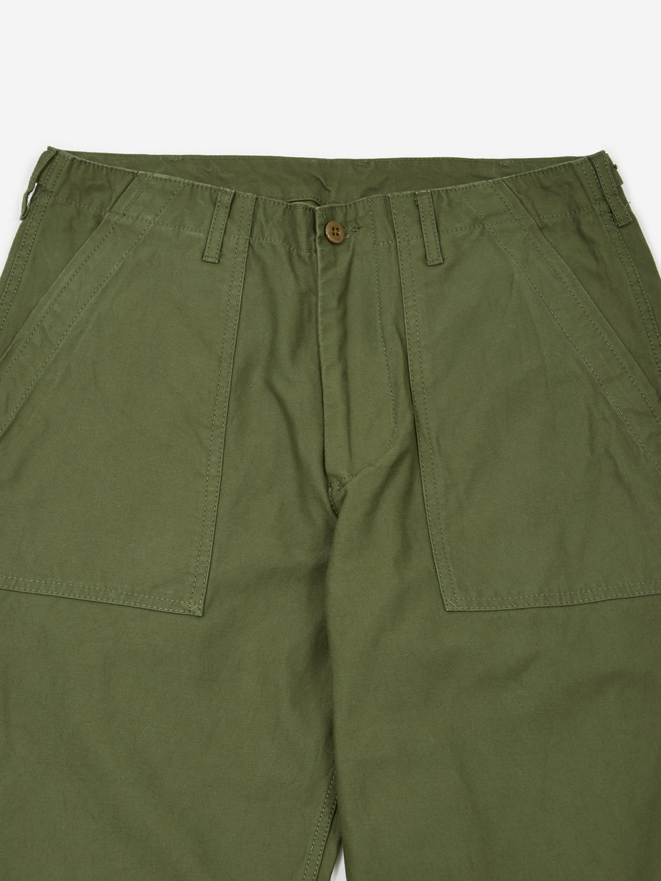 Beams Plus Beams Plus Mil Utility Trouser - Olive Drab - Green