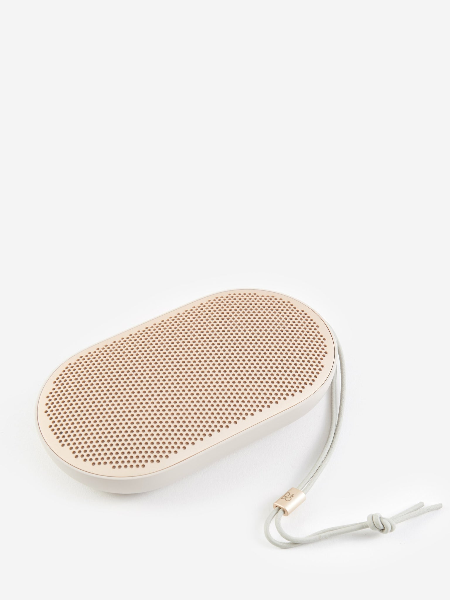 B&O PLAY P2 Portable Bluetooth Speaker - Sandstone