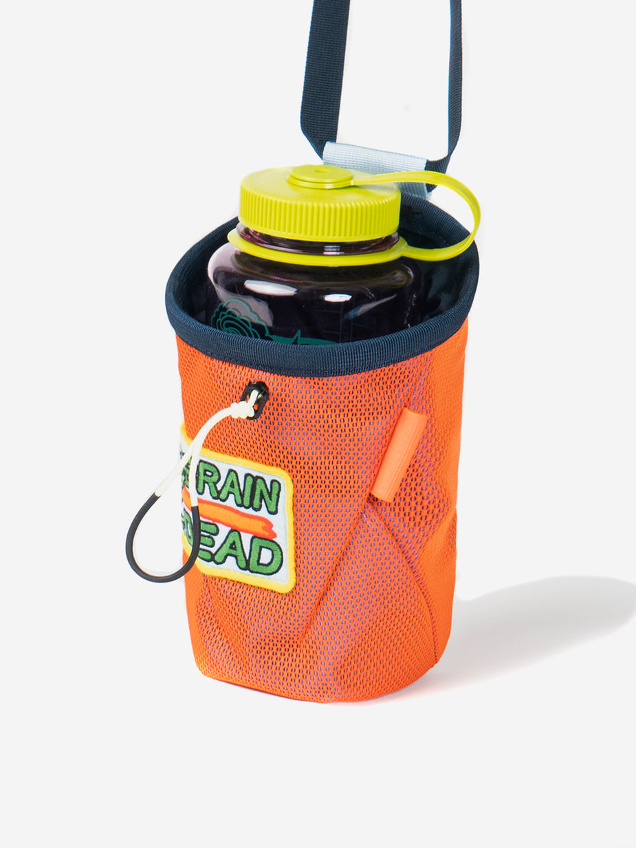 Brain Dead Brain Dead x The North Face Chalk Bag - Flame Orange/Clear Lake Blue - Orange