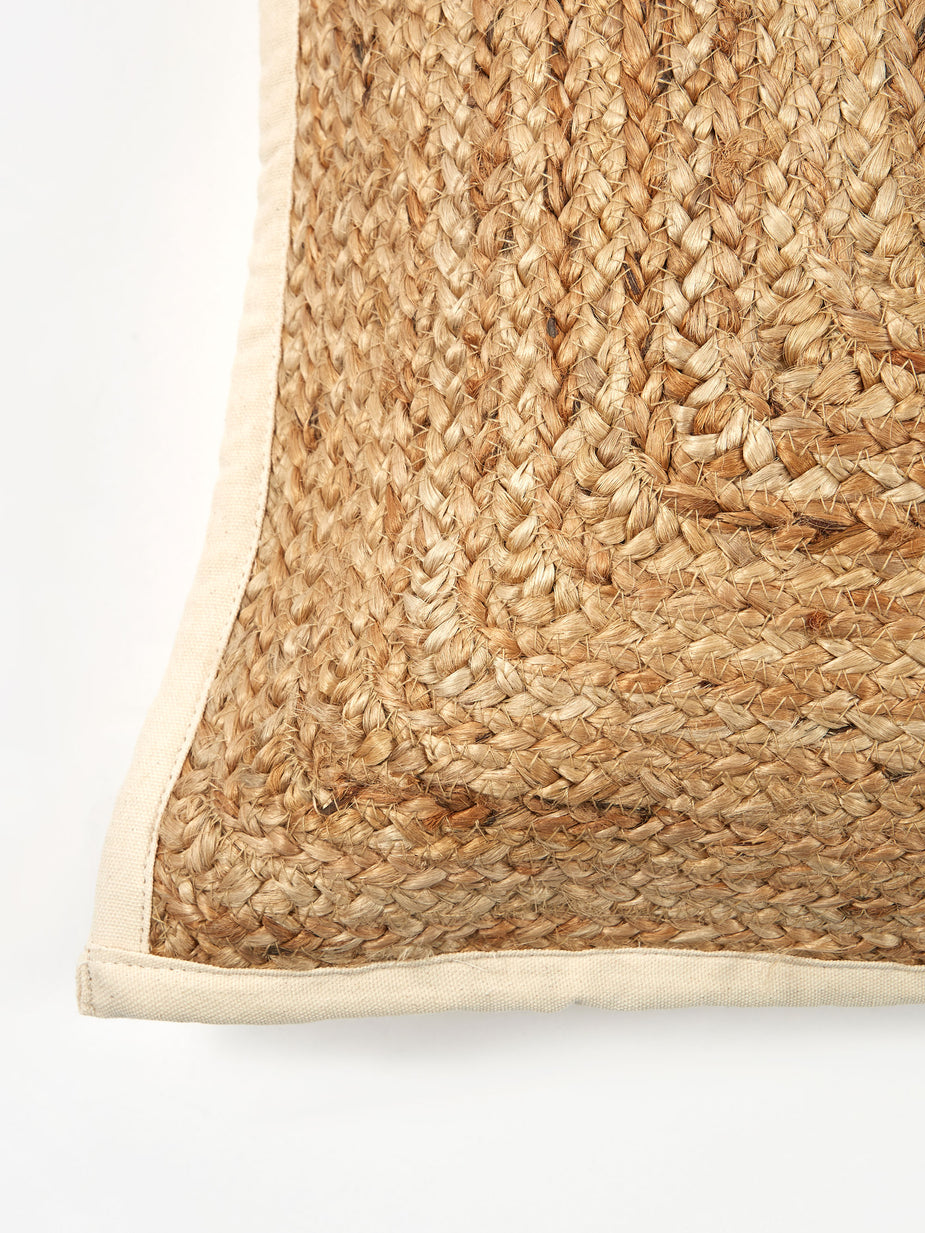 Calma House Calma House Ural Cushion 60x60cm - Natural - Neutrals