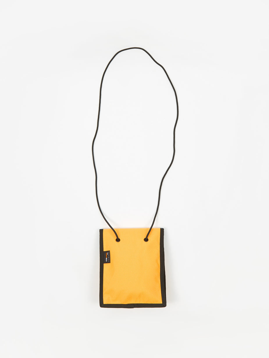 Carhartt WIP Carhartt WIP Delta Neck Pouch - Pop Orange - Orange