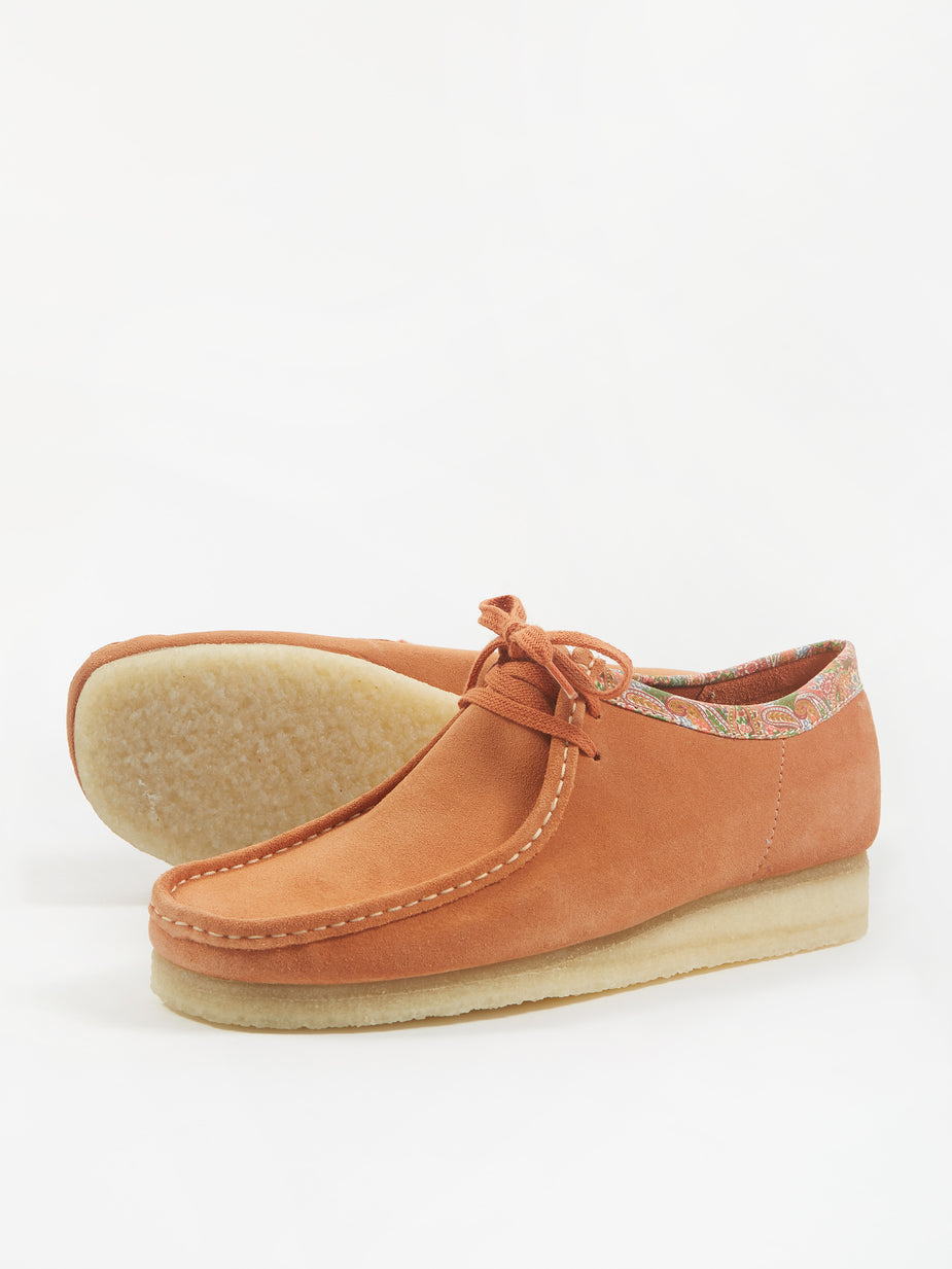 Clarks Originals Clarks Originals x Stussy Wallabee - Brown Multi - Brown